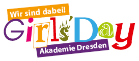 Logo Girls' Day Akademie Dresden